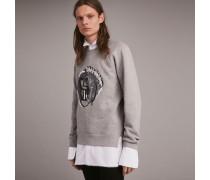 """Unisex-Sweatshirt mit """"Pallas Heads""""-Motiv"""