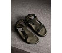 Sandalen aus Ripstop-Gewebe