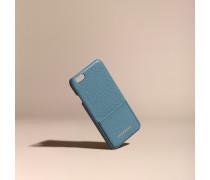 iPhone6-Etui aus genarbtem Leder