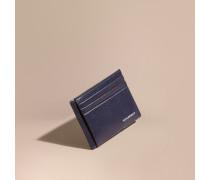 Kartenetui aus London-Leder