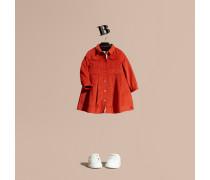 Hemdkleid Aus Baumwollcord