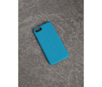 iPhone 7-Etui aus Leder in Neonoptik
