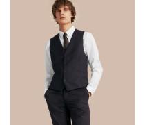 Körperbetonter Waistcoat aus Wolle
