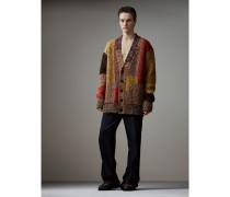 Oversize-Cardigan aus Wolle