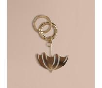 Schlüsselanhänger Mit Britischem Symbol