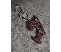 Beasts-Schlüsselanhänger aus Leder