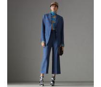 Elegantes Jackett aus Wolle und Mohair