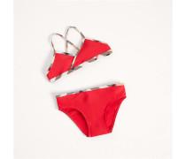 Bikini mit Karobesatz
