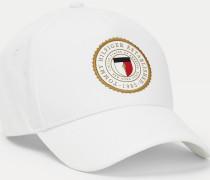 Baseball-Cap mit Schild-Logo