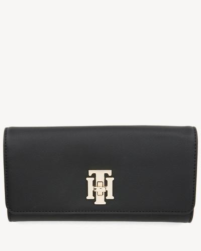 TH Saffiano große Brieftasche
