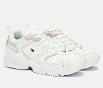 Heritage Sneaker aus Ledermix