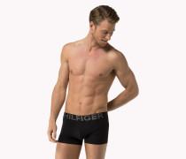 Mikrofaser-shorts Mit Niedrigem Bund