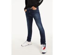 Scanton Slim Jeans mit mittlerer Waschung