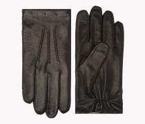 Touchscreen-Handschuhe aus Leder