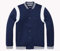 Jacke aus Neopren-Jersey