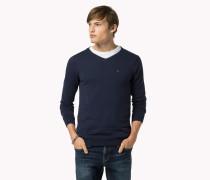 Original Sweater Mit V-ausschnitt