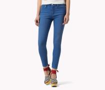 Gekürzte Como Skinny Fit Jeans