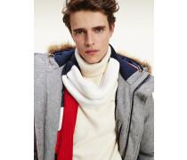 Color Block-Schal mit Pima-Baumwolle