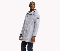 Ithaca Stripe Parka Jacket
