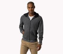 Baumwoll-Sweatshirt mit Kapuze