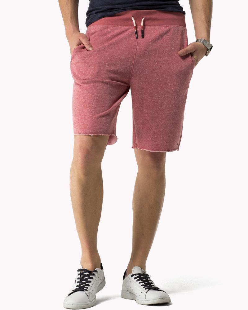 tommy hilfiger herren shorts aus baumwoll mix reduziert. Black Bedroom Furniture Sets. Home Design Ideas