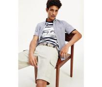 Essentials Slim Fit Kurzarm-Hemd