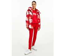 Tommy Icons Parka mit Motion Flag-Print