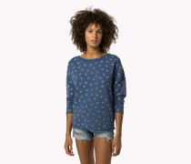 Sweatshirt Mit Paisleymuster