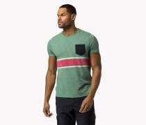 BT Rundhals-T-Shirt aus Baumwoll-Jersey