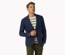 Taillierter Leinen-blazer