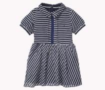 Mini-kleid Aus Chiffon
