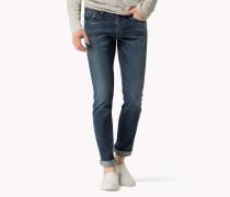 Sidney - Skinny Fit Selvedge Jeans