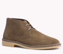 Desert Boots Aus Wildleder