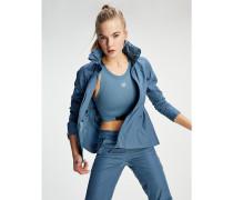 Wasserabweisende Jacke aus Bio-Baumwolle