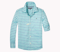 Regular Fit Chambray-hemd