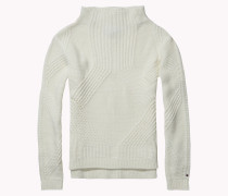 Sweater Aus Baumwoll-mix