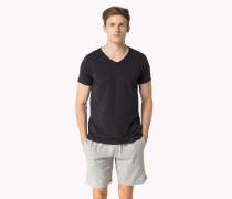 3er-pack T-shirts Aus Baumwollstretch