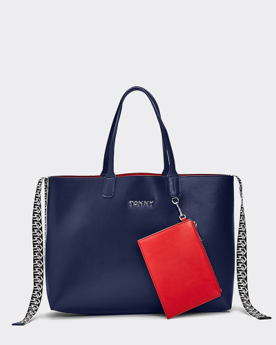 Tommy Icons Tote-Bag