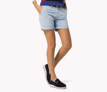 Shorts Aus Stretch-twill