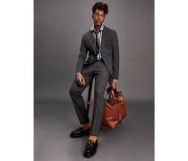 Slim Fit Wollmix-Anzug