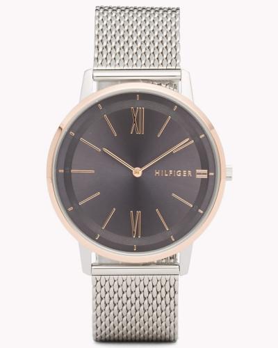 Cooper Armbanduhr mit Mesh-Armband