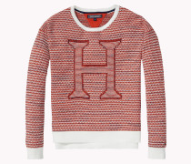 Klassischer H-sweater