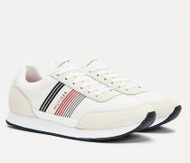 Wildleder-Sneaker im Runner-Style