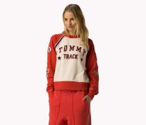 Leichtathletik-sweatshirt