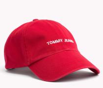 Baseball-Cap mit Logo