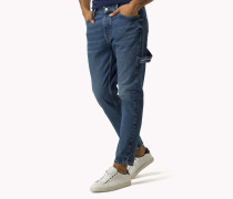Jeans Im Utility-look