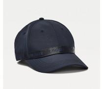 Baseball-Cap mit Logo-Tape