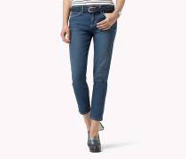 Gekürzte Slim Fit Jeans