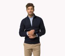 Regular Fit Sweatshirt Aus Baumwoll-mix