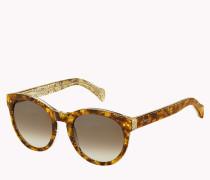Retro-sonnenbrille